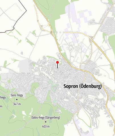 Karte / OTP Bank ATM (Sopron, Teleki utcai fiók)