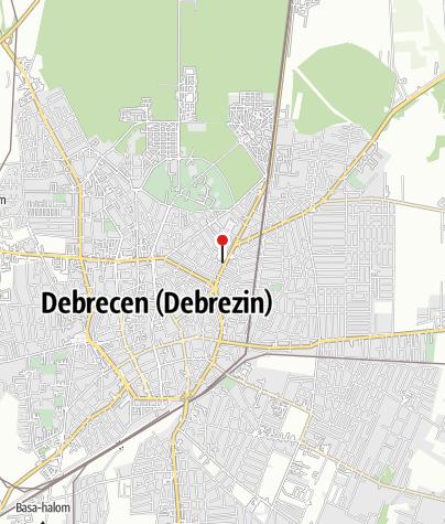 Karte / OTP Bank ATM (Campus Hotel)