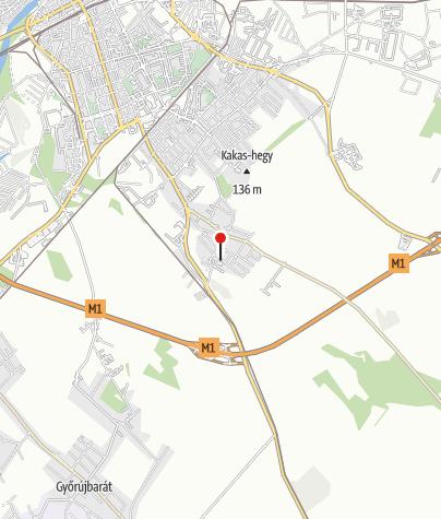 Térkép / OTP Bank ATM (CBA Áruház)
