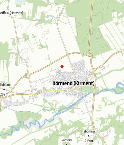 Mapa / OTP Bank ATM (EGIS Gyógyszergyár)