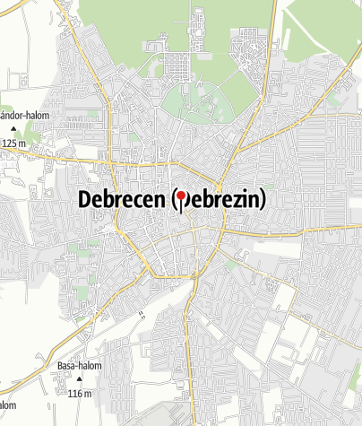 Karte / OTP Bank ATM (Fórum Áruház)
