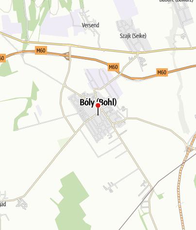 Map / OTP Bank ATM (Húsáruház)