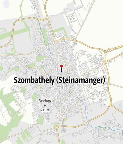 Mapa / OTP Bank ATM (Markusovszky Kórház)