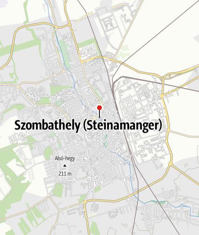 Map / OTP Bank ATM (MÁV Oktatási Központ)