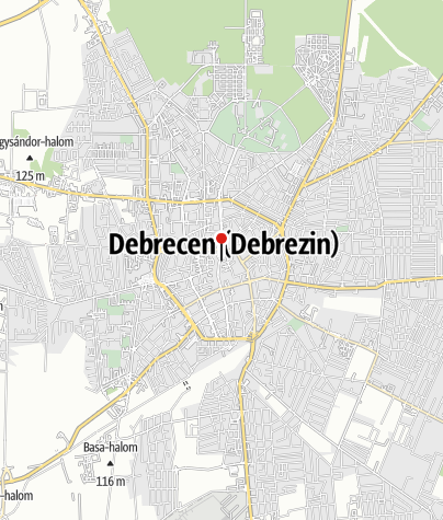 Mapa / OTP Bank ATM (Önkormányzat)