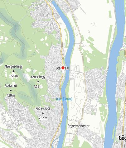 Térkép / OTP Bank ATM (Önkormányzat)