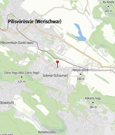 Mapa / OTP Bank ATM (Pest Megyei Műanyagip.Rt.)