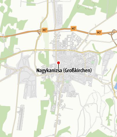 Térkép / OTP Bank ATM (Polgármesteri Hivatal)