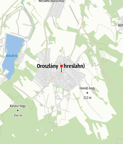 Karte / OTP Bank ATM (Polgármesteri Hivatal)
