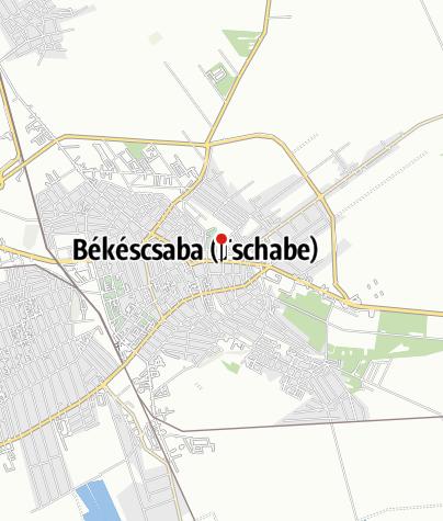 Mapa / OTP Bank ATM (Réthy Kórház-Rendelőint.)