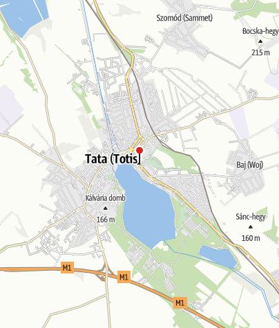Térkép / OTP Bank ATM (SPAR Áruház)