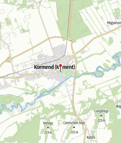 Mapa / OTP Bank ATM (SPAR Áruház)