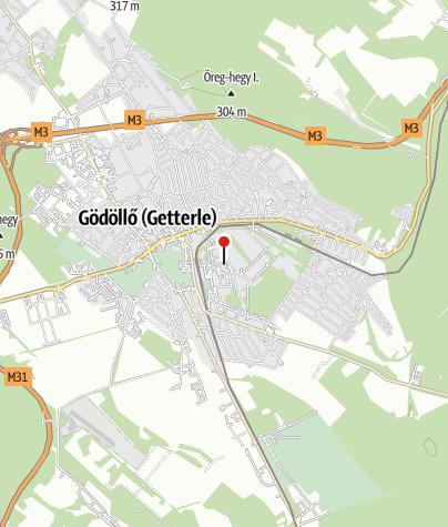 Map / OTP Bank ATM (Szent István Egyetem)