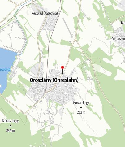 Map / OTP Bank ATM (TESCO Áruház)