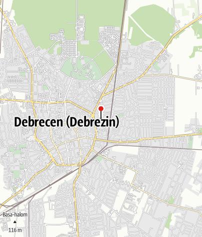 Térkép / OTP Bank ATM (Ybl Miklós Műszaki Főiskola)