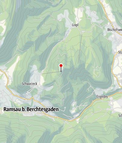 Karte / Hirscheckbahn