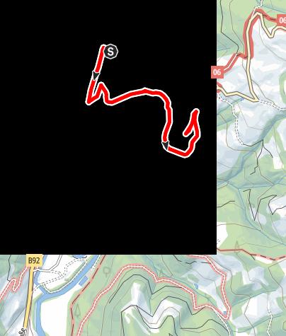 Karte / Laurenziweg Brückl