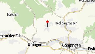 Karte / Wagener Besen
