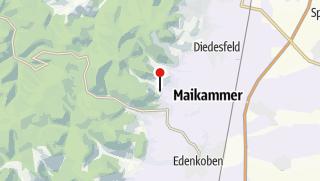 Karte / Schützenhaus Maikammer