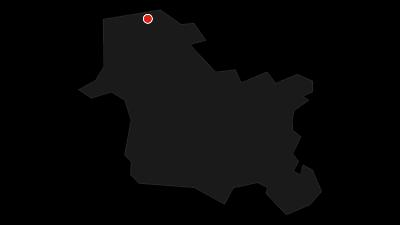 Map / Cottage hike Lake Walen