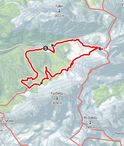 Mapa / Almengenussweg