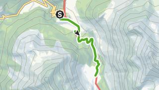Map / Maloja- Lej da Cavloc