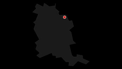Karte / Leckner See