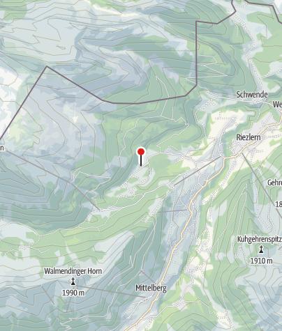 Karte / Natur-Erlebnishof / Gschtrüübelhof