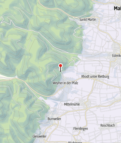 Karte / Rietania-Waldgaststätte
