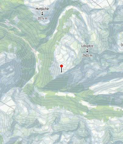 Karte / Fellimännle (2209m)