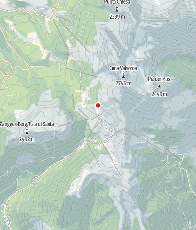 Mappa / Ganischger Alm