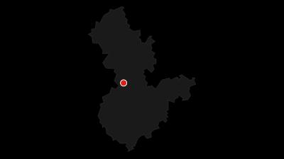 Karte / EifelSchleife Kronenburger See (Gemeinde Dahlem)