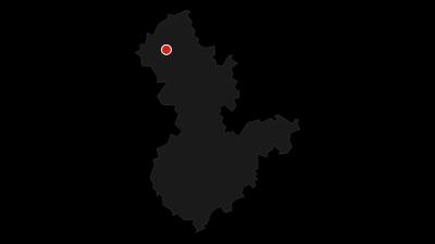 Karte / Blaustein-See-Route - Rund um Inde und Blausteinsee