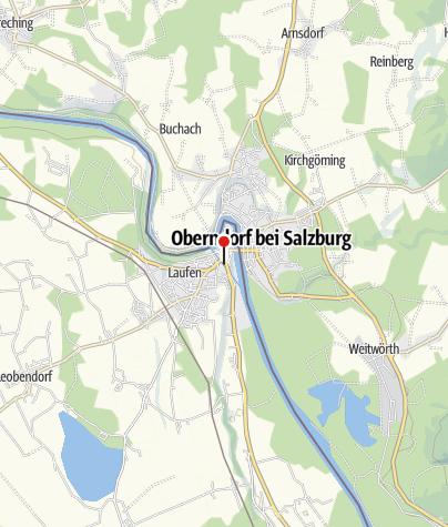 Karte / Kapuzinerhof
