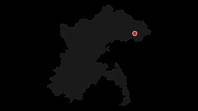 Karte / Alb-Donau-Kreis Radtour 3 - Von Langenau durchs Ried und vom Lonetal auf die Alb