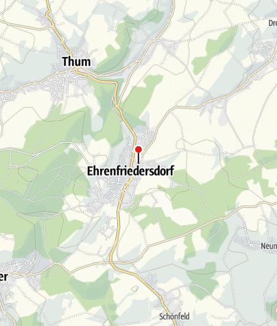 Karte / Ehrenfriedersdorf, Seifental