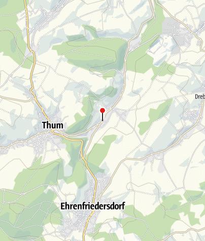 Karte / Herold, Abzw Thum