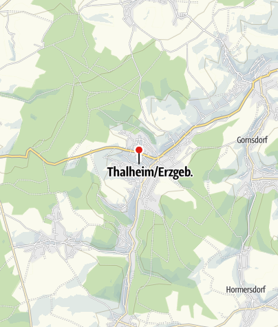 Karte / Thalheim, Goethestr 3
