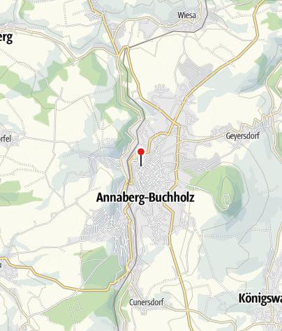 Karte / Annaberg-Buchholz, Markt