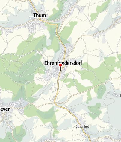 Karte / Ehrenfriedersdorf, Neumarkt