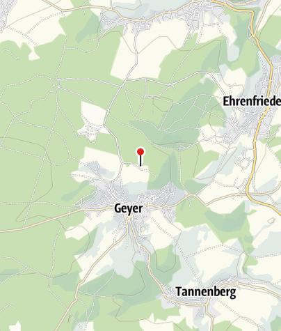 Karte / Geyer, Freizeitbad Greifensteine