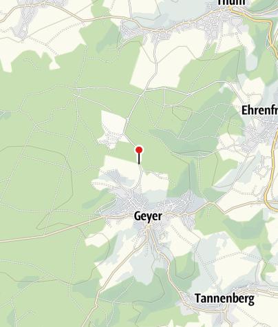 Karte / Geyer, Parkplatz