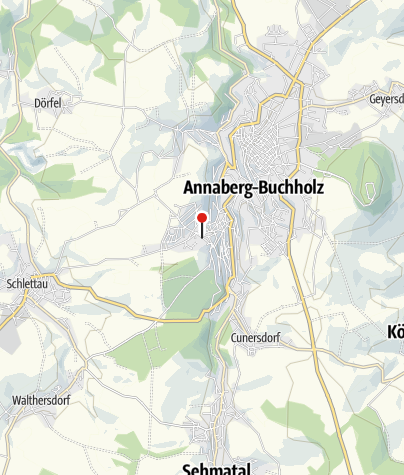 Karte / Annaberg-Buchholz, Teichstr