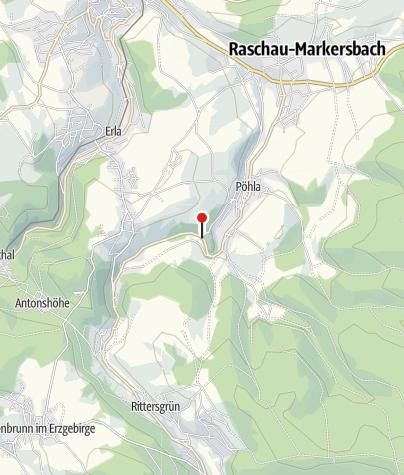 Karte / Pöhla, Neue Hütte
