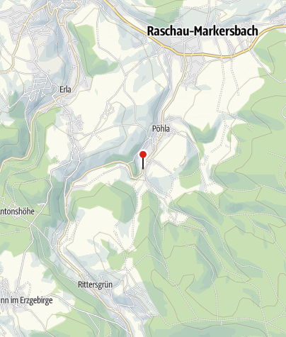 Karte / Pöhla, Oberdorf