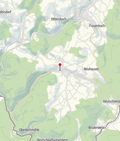 Karte / Kurort Seiffen, Spielzeugmuseum