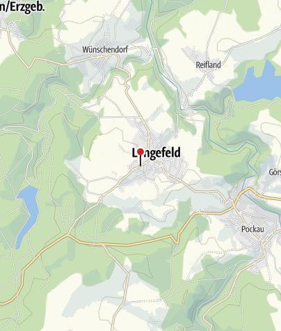 Karte / Lengefeld, Wolkensteiner Str