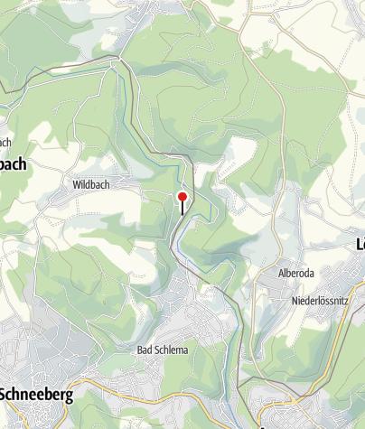 Karte / Bad Schlema, Abzw Hartenstein