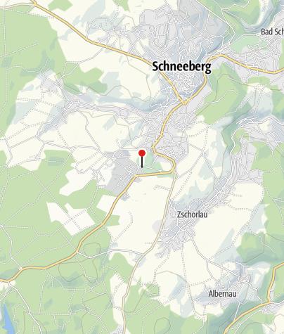 Karte / Schneeberg, Wolfgangmaßen