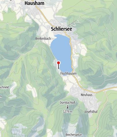 Karte / Rixner Alm